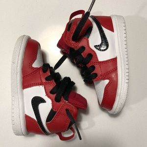 "new style d61db 5ee40 Air Jordan 1 ""Chicago"" sz 4 (toddler)"